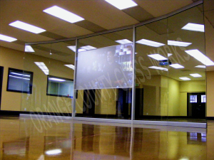 orange county glass works glass partition