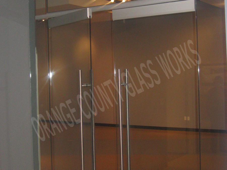 Interior door 3 orange county glass works for Commercial interior doors