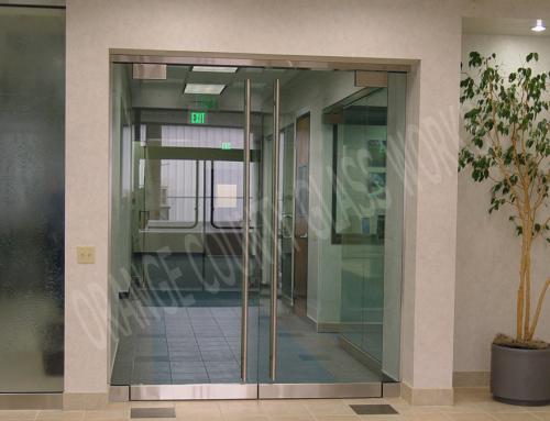 Interior door 3 orange county glass works - Commercial interior doors with window ...