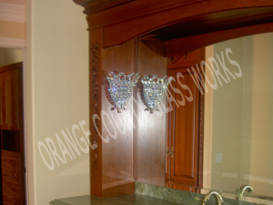 orange county glass works residential mirror